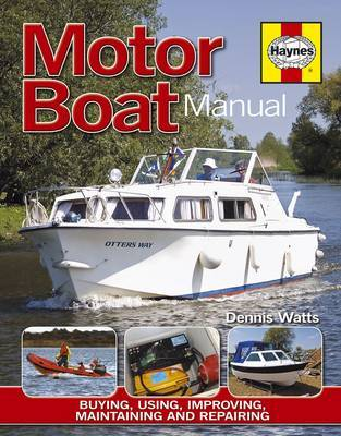 Motor Boat Manual by Dennis Watts image