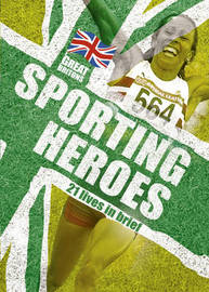 Sporting Heroes by Moira Butterfield image