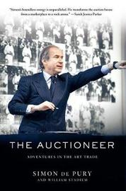 The Auctioneer by Simon de Pury
