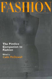 The Pimlico Companion to Fashion by Colin McDowell image