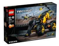 LEGO Technic: Volvo Concept Wheel Loader ZEUX (42081)