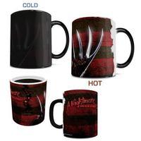 A Nightmare on Elm Street (Glove and Shirt) Morphing Mugs Heat-Sensitive Mug