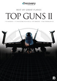 Best of Great Planes: Top Guns II (3 Disc Set) on DVD image