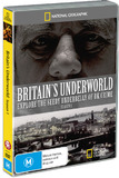 National Geographic - Britain's Underworld: Season 1 on DVD