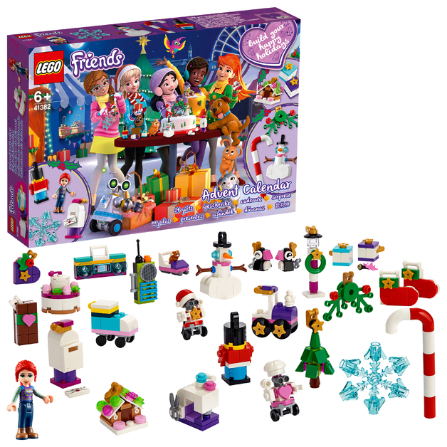 LEGO Friends - 2019 Advent Calendar (41382)