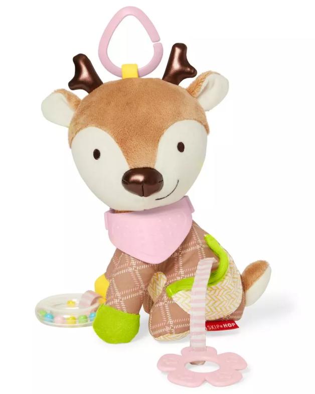 Skip Hop: Bandana Buddies - Deer Activity Toy