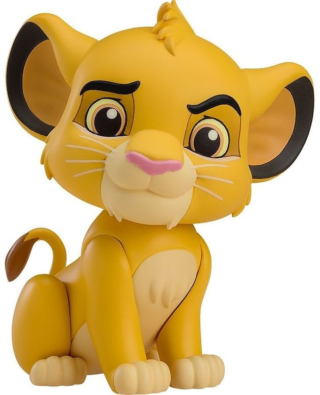 The Lion King: Simba - Nendoroid Figure