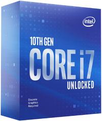Intel Core i7-10700F 8-Core 4.80GHz CPU