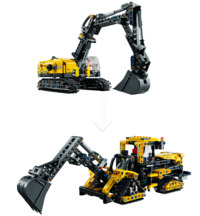 LEGO Technic: Heavy-Duty Excavator - (42121)
