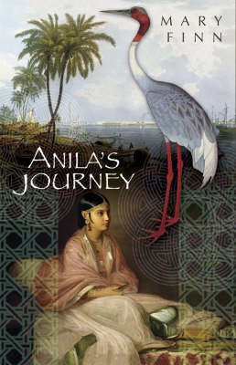 Anila's Journey by Mary Finn image