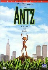Antz on DVD