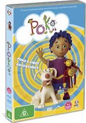 Poko - Vol. 1: Poko's First Adventures on DVD