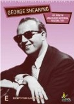 George Shearing - Live In L.A. on DVD