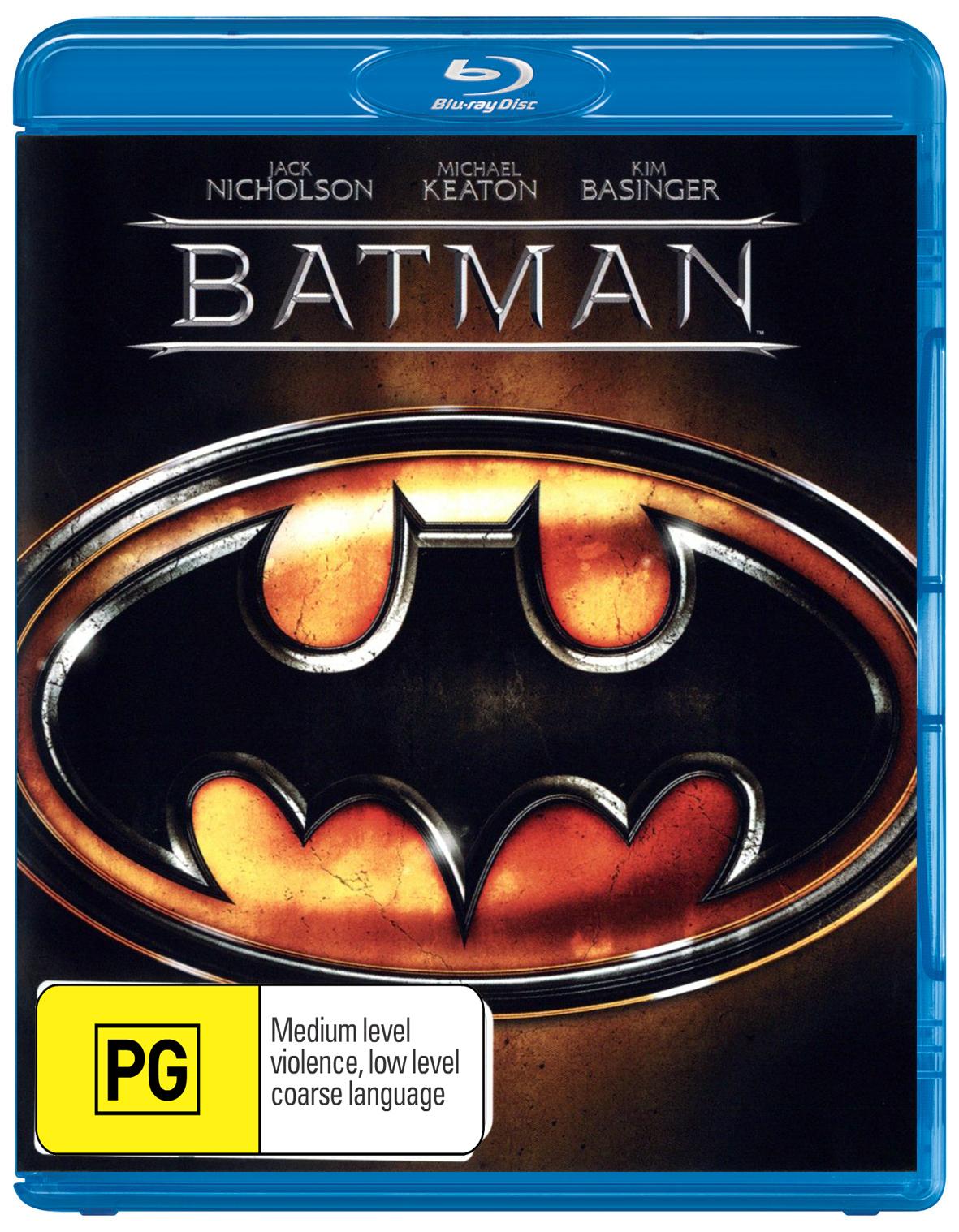 Batman on Blu-ray image