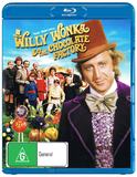 Willy Wonka & The Chocolate Factory (original) on Blu-ray