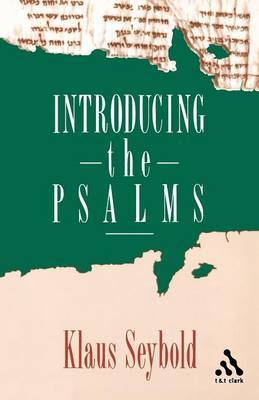 Introducing the Psalms by Klaus Seybold image