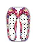 Lady Jane: Die-Cut Notepad - Gem Shoe