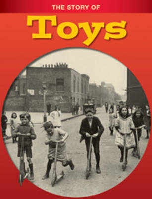 Toys Big Book by Monica Hughes image