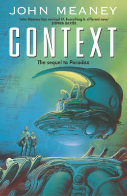 Context by John Meaney