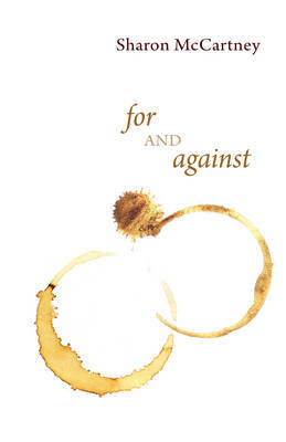 For and Against by Sharon McCartney image