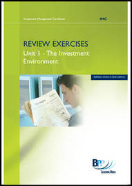IMC - Unit 1 Syllabus Version 8: Review Exercise by BPP Learning Media