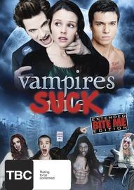 Vampires Suck on DVD
