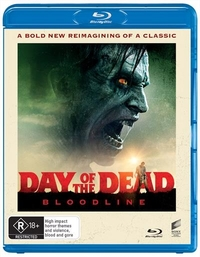 Day Of The Dead: Bloodline on Blu-ray