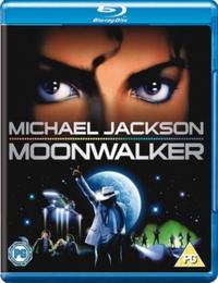 Moonwalker on Blu-ray