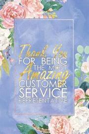 Customer Service Representative Gift by Sweet Call Press