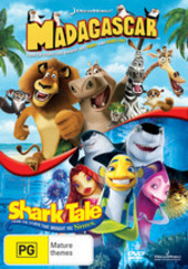 Madagascar and  Shark Tale (2 Disc Set) on DVD