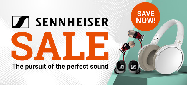 Sennheiser Sale!