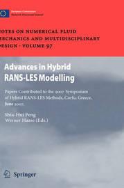 Advances in Hybrid RANS-LES Modelling image