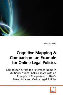Cognitive Mapping by Raymond Hsieh image