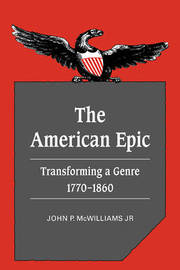 The American Epic by John P. McWilliams image