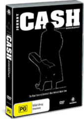 Johnny Cash - The Unauthorised Biography on DVD