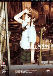 Lain - Volume 2 - Knights on DVD