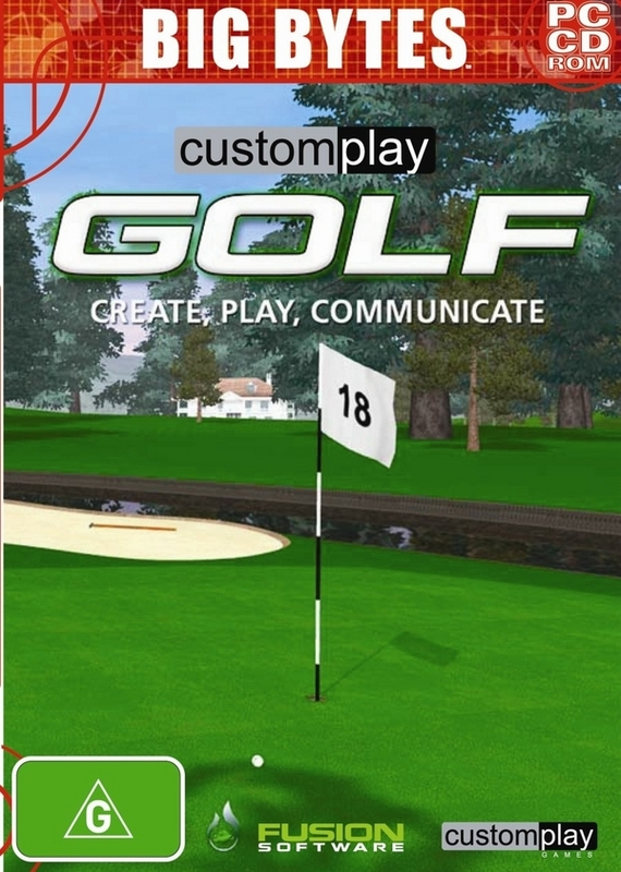 Customplay Golf for PC Games