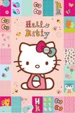 Hello Kitty Patches Maxi Poster (333)