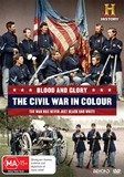 Blood & Glory: The Civil War in Colour DVD
