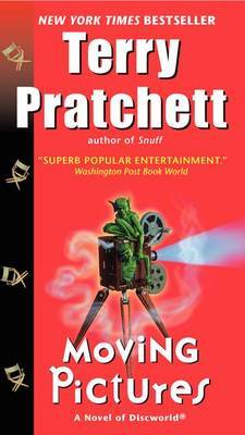 Moving Pictures (Discworld 10) (US Ed.) by Terry Pratchett image