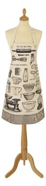 Ulster Weavers Oil Cloth Apron Baking