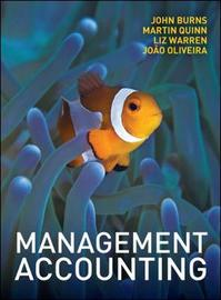 Management Accounting by John Burns