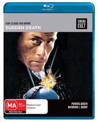 Sudden Death (Cinema Cult) on Blu-ray