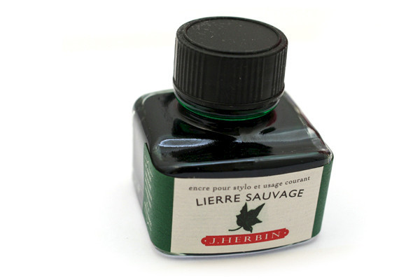 J Herbin: Fountain Pen Ink - Lierre Sauvage (30ml) image