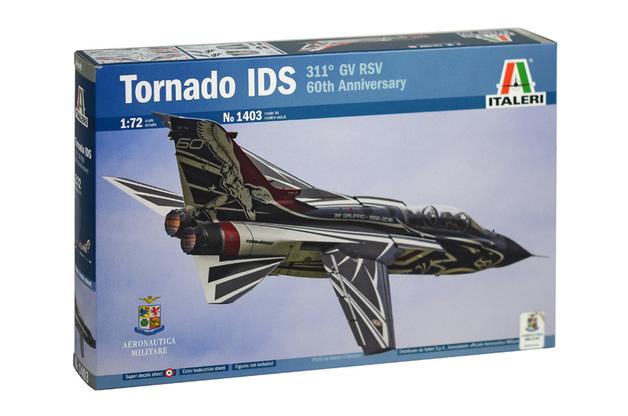 Italeri 1/72 Tornado IDS Anniversary - Scale Model Kit