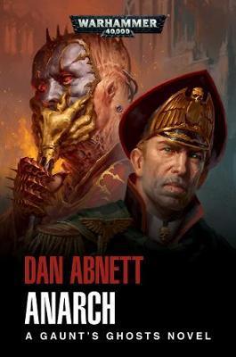 Anarch by Dan Abnett