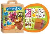 Artzooka Small Kit - Paper Bag Puppets