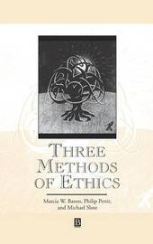 Three Methods of Ethics by Marcia W. Baron