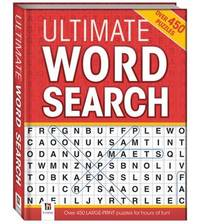 Ultimate Word Search (Large Print) Series 2
