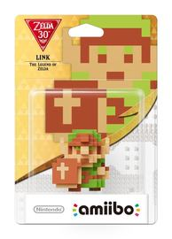 Nintendo Amiibo 8-Bit Link - Zelda Collection for Wii U image